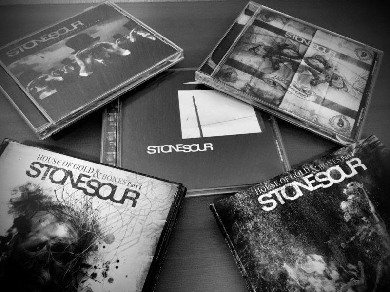 ストーン・サワーのアルバム